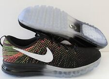 "MENS NIKE FLYKNIT MAX ID MARK PARKER HTM ""MULTI COLOR"" SZ 13 [874783-991]"