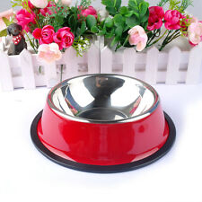 Didog DOG BOWL Water Food Drink Dish Feeder No Slip for Small Medium Large Dogs