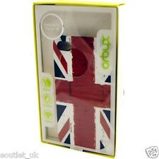 Union Jack ENGLAND Hard Shell Protective Case Cover For iPhone 4S - Orbyx NEW