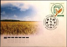 RUSSIA RUSSLAND 2016 2324 All russian Agricultural Census Landwirtschaft FDC