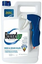 Roundup 5003240 Weed And Grass Killer III Ready-to-Use Trigger Spray, 1-Gallon