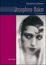Josephine Baker: Entertainer (Black Americans of Achievement)-ExLibrary