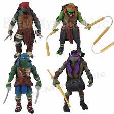 4pcs Movie Teenage Mutant Ninja Turtles 2014 Ver. 12cm PVC Action Figure Set