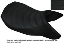 GRIP LINE DESIGN BLACK ST CUSTOM FITS BMW R 1200 RS 15-16 FRONT LOW SEAT COVER