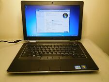 Dell Latitude Laptop E6330 I7 3520m  2.9GHz 4gb 250Gb hdd Win 7 pro 64 Backlit