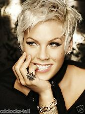 Pink / Alecia Beth Moore 11 x 14 GLOSSY Photo Picture