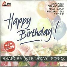 HAPPY BIRTHDAY - DJ CHINO  - BHANGRA BIRTHDAY SONGS