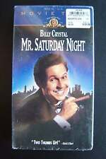 Mr Saturday Night VHS Tape 1992 Factory Sealed Never Played