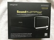 Creative Labs Sound Blaster Roar Pro. Wireless Bluetooth Speaker.