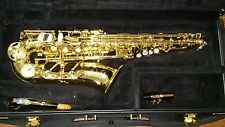 Selmer Paris Super Action 80 Series II E-flat Alto Saxophone