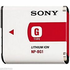 New G Type NP-BG1 Lithium-ion Rechargeable Battery For Sony Camera