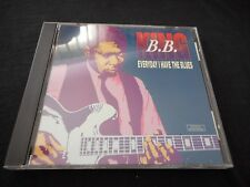 B.B. King : Everyday I Have the blues CD