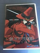 Black Blood Brothers - Chapter 2: Emergence (DVD, 2008) Episode 5-8 Anime