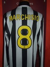 MARCHISIO JUVENTUS 2009/2010 MATCH WORN MAGLIA SHIRT JERSEY CALCIO FOOTBALL