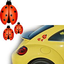 Ladybird Stickers Car Bedroom Wall Decals Graphics Window Laptop Luggage Sticker
