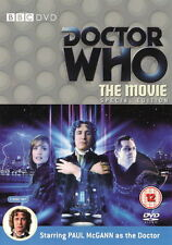 Doctor Who - The Movie (2 Disc Special Edition) colour insert REPLACEMENT BOX