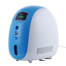1-5L Portable Full Intelligent Home Oxygen Concentrator Generator Adjustable NEW