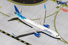 Gemini Jets Pobeda (Russia) Boeing 737-800 GJPBD1569 1/400 REG# VQ-BWH. New
