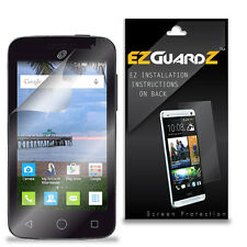2X EZguardz Screen Protector Cover 2X For Alcatel OneTouch Pop Star 2 A521L LTE