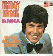 "3537-19  7"" Single: Freddy Breck - Bianca"