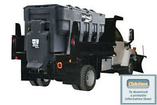 BUYERS SALT DOGG Commercial Spreader SHPE3000  3 cu. yds. Electric Motors NEW