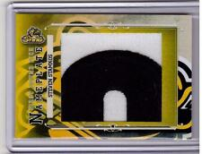 STEVEN STAMKOS 12/13 ITG 2013 Draft Prospects Nameplate Patch #1/1 SP 1 of 1