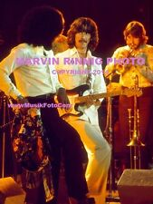 "GEORGE HARRISON, THE BEATLES, BANGLADESH TOUR 1974 PHOTO 8x11"" RARE L.A.FORUM"