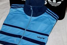 ADIDAS FIRST 80'S VINTAGE TRACKSUIT TOP,JACKET,IAN BROWN,RETRO,SIZE:LARGE