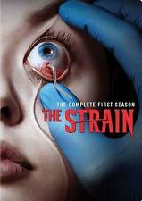 The Strain: The Complete First Season 1 (DVD, 2014, 4-Disc Set)