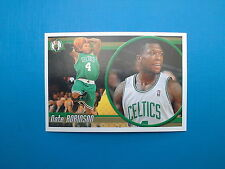 2010-11 Panini NBA Sticker Collection n. 14 Nate Robinson Boston Celtics