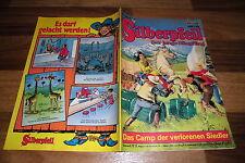 SILBERPFEIL der JUNGE HÄUPTLING # 393 -- CAMP der VERLORENEN SIEDLER // 1.1.1979