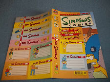SIMPSONS COMICS***HEFT***NR.56 + STICKER
