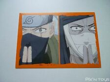 Autocollant Stickers Naruto True Spirit of the Ninja N°123 / Panini 2002