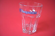 Hoegaarden Belgian Wheat Beer Hexagon Tumbler Glass