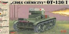 OT 130/1 SOVIET FLAMETHROWER TANK (CHEMICAL T 26) 1/72 MIRAGE EXTREMELY RARE