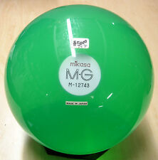 14# (Blast from the PAST) MIKASA mg ACRYLIC Smoky Clear Green Bowling Ball