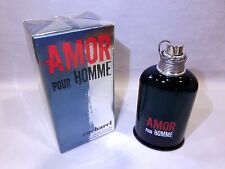 CACHAREL AMOR POUR HOMME MAN UOMO EAU DE TOILETTE SPRAY75ML.  I° VERSIONE - RARO