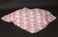 ~ Precious Pink Baby Girl Puff Quilt Pattern ~ Biscuit