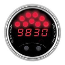 Stewart Warner Performance Red LED Ultra-Shift Gauge 114950