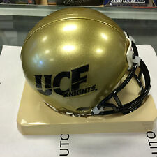 1996 - 2002 UCF Knights Central  Florida Mini Helmet New In Box Free Shipping