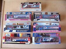 7 - Colorado Avalanche semi truck NHL 2000 2001SC 2002 2003 2004 2005 2006