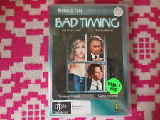 Bad Timing DVD R0 #2014