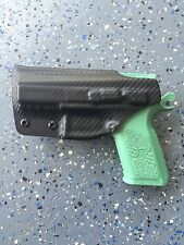 CZ P07 CUSTOM IWB KYDEX HOLSTER (CARBON FIBER BLACK)