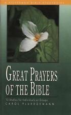 Fisherman Bible Studyguide: Great Prayers of the Bible by Carol Plueddemann...