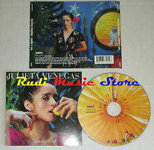 CD JULIETA VENEGAS Limon y sal 2006 eu NORTE 82876834252 mc lp dvd