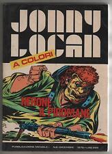 JONNY LOGAN  N. 6   NERONE IL PIROMANE  a colori  Dardo 1972