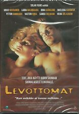 Restless (Levottomat) Finnish 2000 hit young adult film English subtitles dvd