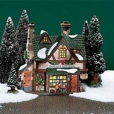 Dept 56 DICKENS QUILLY'S ANTIQUES *NIB*  58348 * RETIRED *  FREE SHIP