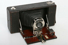 Ansco No. 9 Model B folding Antique Roll Film Camera