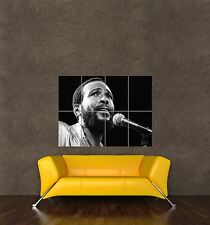 POSTER PRINT PHOTO SOUL MUSIC STAR LEGEND MARVIN GAYE SINGER MUSICIAN SEB549